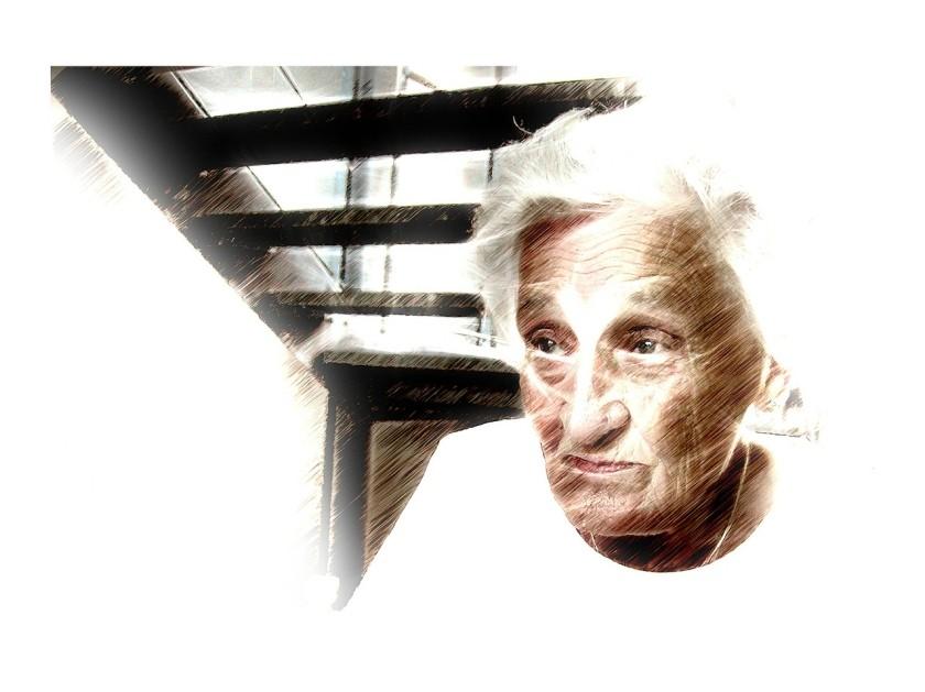 agresja demencja